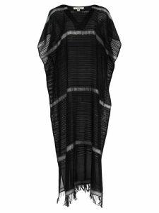 lemlem Tikuri kaftan dress - Black
