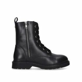 Carvela Strategy - Black Biker Boots
