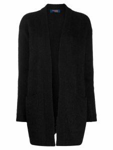 Trussardi Jeans open front cardigan - Black