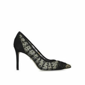 Sam Edelman Hazel 10 - Black Stiletto Heel Courts