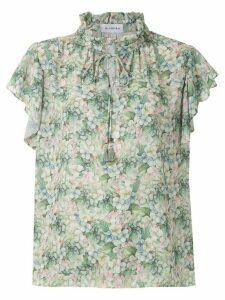 Olympiah Juli printed blouse - Green