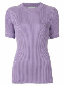 Olympiah Margose knit top - PURPLE