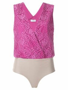 Olympiah lace body - PINK