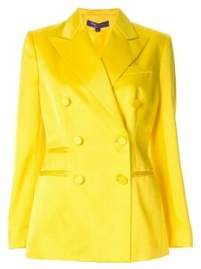 Ralph Lauren Collection double breasted blazer - Yellow