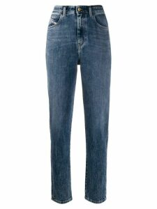 Diesel faded straight jeans - Blue