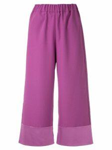 Olympiah Juanita culottes - Purple