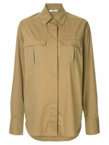 CAMILLA AND MARC Melito shirt - Brown
