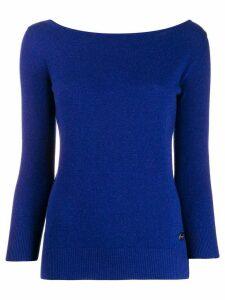 Emilio Pucci cashmere jumper - Blue