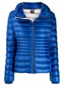 Colmar slim-fit puffer jacket - Blue