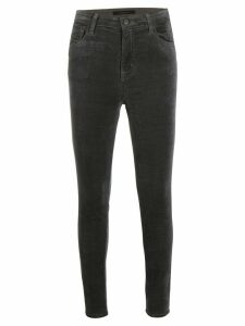 J Brand high waisted skinny jeans - Grey