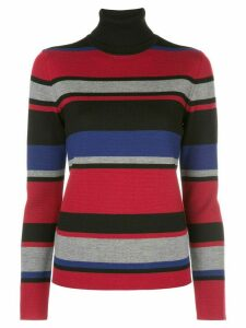 Aztech Mountain Matterhorn turtle-neck jumper - Red
