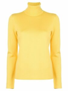Aztech Mountain Matterhorn turtleneck jumper - Yellow