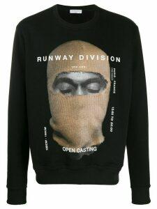 Ih Nom Uh Nit Kanye sweatshirt - Black