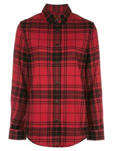 Aztech Mountain Loge Peak shirt - Red