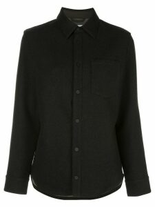 Aztech Mountain Ruthie long-sleeve shirt - Black