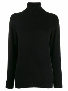 Stefano Mortari turtleneck jumper - Black