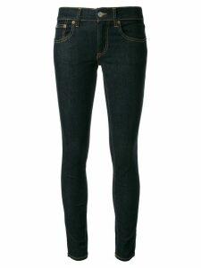 Polo Ralph Lauren mid-rise skinny jeans - Blue