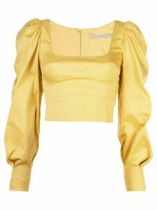 Silvia Tcherassi Victoria blouse - GOLD