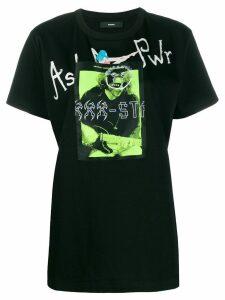 Diesel T-Daria-Y printed T-shirt - Black