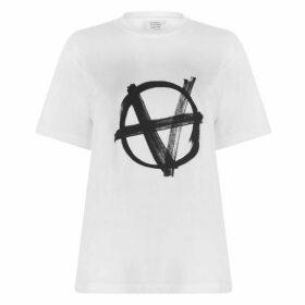 Vetements Anarchy T Shirt