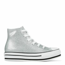 Coated Glitter Chuck Taylor All Star Platform
