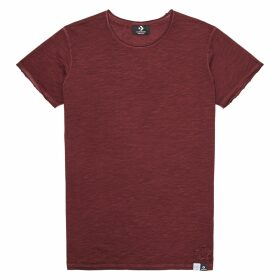 Italian Crafted Dye Short Sleeve Crew