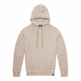 Italian Crafted Dye Fleece Hood Sweatshirt