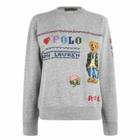 Polo Ralph Lauren Bear Knit Jumper