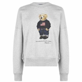 Polo Ralph Lauren Flag Bear Sweatshirt