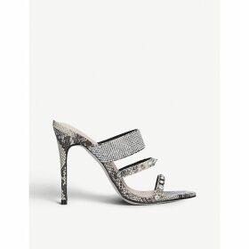 Fable embellished sandals