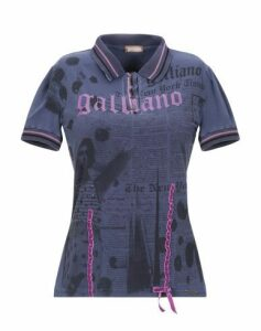 GALLIANO TOPWEAR Polo shirts Women on YOOX.COM