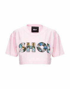 SHOESHINE TOPWEAR T-shirts Women on YOOX.COM