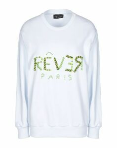 RÊVER  Paris TOPWEAR Sweatshirts Women on YOOX.COM