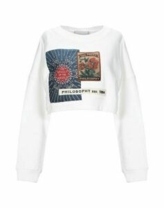 PHILOSOPHY di LORENZO SERAFINI TOPWEAR Sweatshirts Women on YOOX.COM