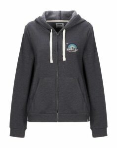 HURLEY TOPWEAR Sweatshirts Women on YOOX.COM