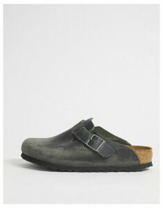 Birkenstock Boston clog in grey