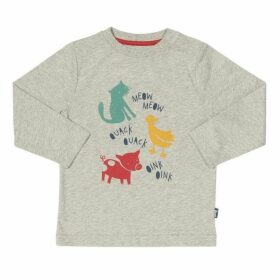 Kite Toddler Animal Sounds T-Shirt