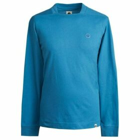 Pretty Green Boat Neck Long Sleeve T-Shirt