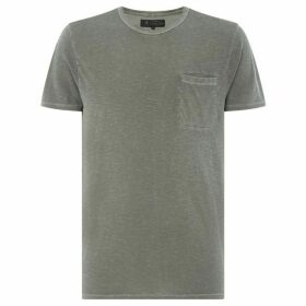 Label Lab Ripley Slub Crew Neck T-Shirt