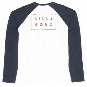 Billabong Two Line Logo Long Sleeve T-Shirt