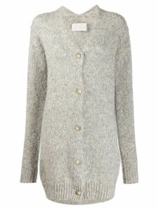 Maison Martin Margiela Pre-Owned 1990s elongated buttoned cardigan -