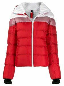 Rossignol Hiver down ski jacket - Red