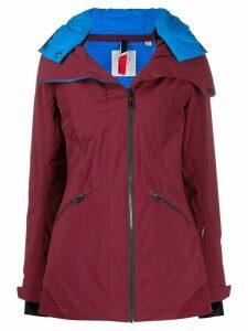 Rossignol Cadran long ski jacket - Red