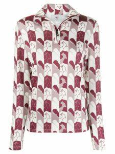 Rossignol Palmares half zip sweatshirt - Red
