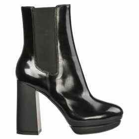Hogan H391 Heeled Ankle Boots