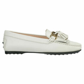 Tods Doppia T Moccasins