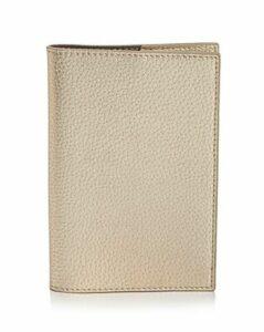 Campo Marzio Leather Passport Holder
