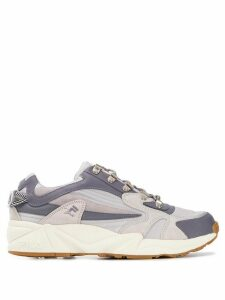 Astrid Andersen colour block low-top sneakers - Grey