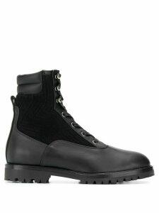 Aquazzura Runway ankle boots - Black