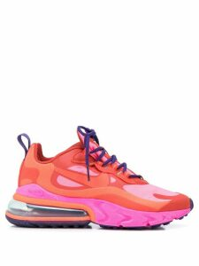 Nike Max 270 React sneakers - MYSTIC RED/BRIGHT CRIMSON/PINK BLAST